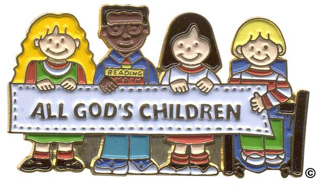 all gods children All god's children early learning academy is a fully licensed, three star quality child care center licensed for 174 children, our center provides quality care for children ages 6 weeks to.