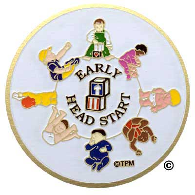 Head Start Promotional And Commemorative Items