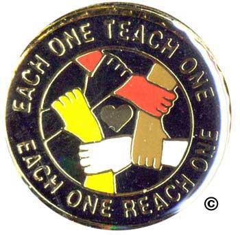 Each one teach one essay