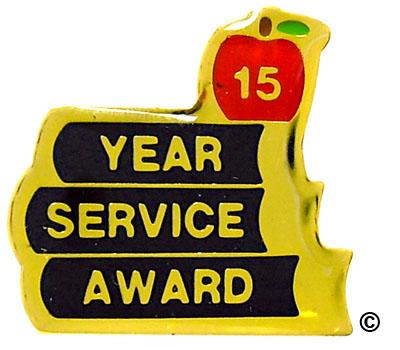 15 years of service award service pins amp awards